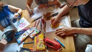 laboratorio creativo per grandi che vogliono tornare bambini